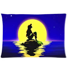shop custom mermaid pillowcase rectangle