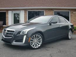 2014 cadillac cts for sale 2014 cadillac cts 3 6l luxury collection in winston salem nc