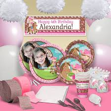 personalized party supplies birthday party supplies theme party packs