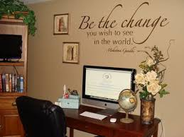 home office wall decor crafts home