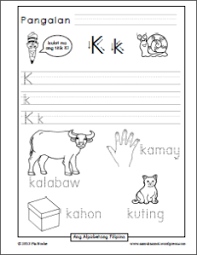 filipino handwriting worksheets samut samot