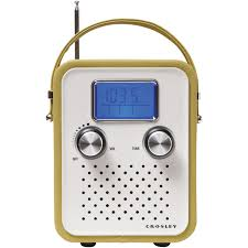 Crosley Radio Parts Crosley Cathedral Radio Cd Walmart Com