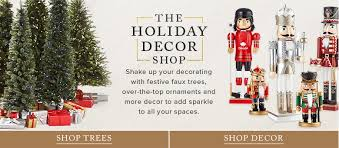 Christmas Decoration Images Christmas Decorations Hudson U0027s Bay
