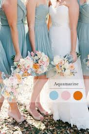 aquamarine wedding pantone s top 10 fashion colors for wedding color trends