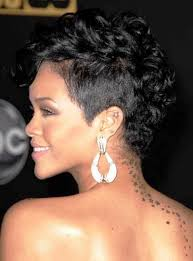 images of hairstyles for short thin africian americian hair short hairstyles for thin african american hair haircut