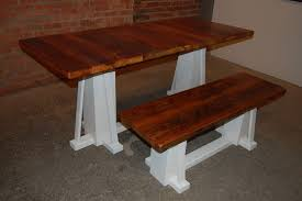barnwood dining table with leaf dining room pottery barn tables