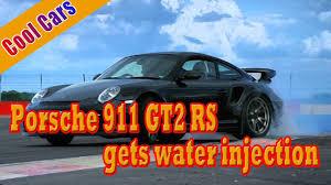 Porsche 911 Horsepower - woooow porsche 911 gt2 rs gets water injection makes more than