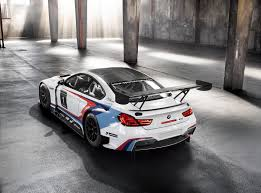 bmw m6 modified bmw m6 gt3 finally shows its racing colors