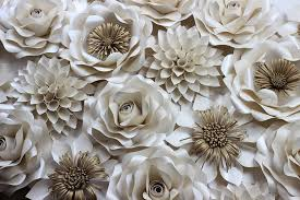 paper flowers pearl paper flowers home
