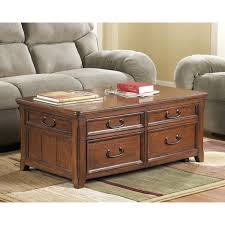coffee table sauder carson forge lift top coffee table imposing