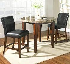 Drop Leaf Bar Table Wdentonset Piece Pub Set With Wine Rack Bar Table Bronze Oak