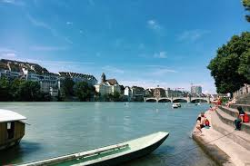 basel in switzerland is the place for a culture centric