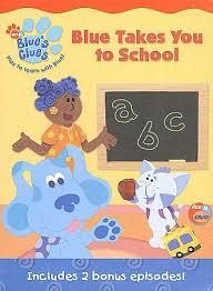 blue u0027s clues blue takes blues clues clue party