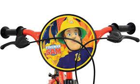 fireman sam kids u0027 12 u0027 u0027 bike groupon