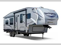 springdale fifth wheel rv sales 6 floorplans