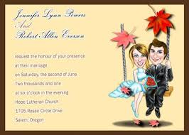 Wedding Invitations Quotes For Friends Funny Wedding Invitations Wording Examples Vertabox Com