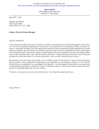 best ideas of cover letter for hotel jobs sample on job summary
