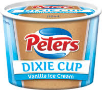 dixie cup peters
