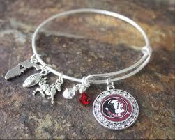adjustable bangle bracelet images Florida state university adjustable bangle bracelet blue laamb jpg