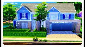 the sims 4 house build my dream suburban house speed build