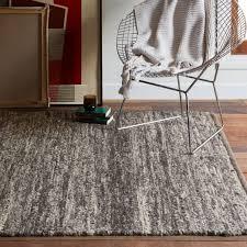 sweater wool rug charcoal west elm