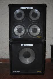 hartke 410xl bass cabinet photo hartke 410xl hartke xl cabinets series 410xl 406448