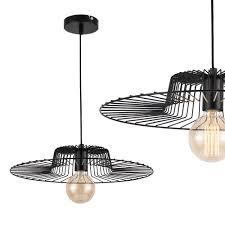Esszimmerlampen H Enverstellbar Lux Pro Hängeleuchte Metall Industrie Deckenleuchte Leuchte