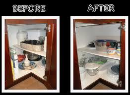kitchen cabinet organizing ideas corner cabinet organization home