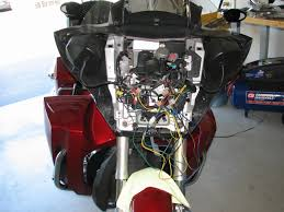 adding rivco led mirrors to a victory cross country motorcycle