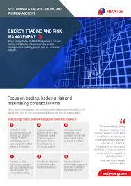 energy solutions brady plc
