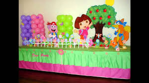 cuisine at home birthday party decoration ideas for kids