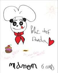 livre de cuisine enfant petit chef panda livre de cuisine pour enfant livre patisserie