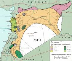 Syria War Map by 10 Questions About The War In Syria That You Were Too Embarrassed