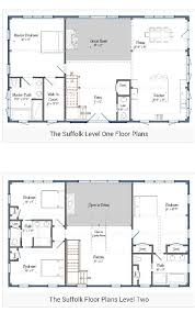 great floor plans 30 barndominium floor plans for different purpose