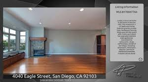 4040 eagle street san diego ca 92103 youtube
