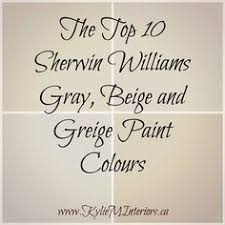 decided on colors for the downstairs sherwin williams agreeable