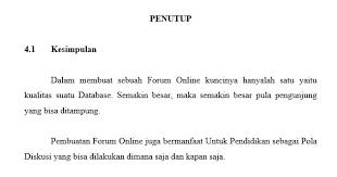 membuat kata pengantar makalah contoh makalah sederhana bahasa indonesia yang benar