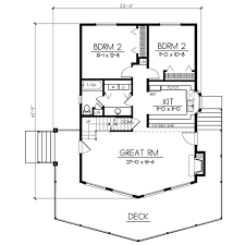 cabin style house plan 3 beds 2 00 baths 1557 sq ft plan 100 436