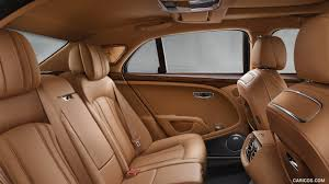 bentley mulsanne 2017 2017 bentley mulsanne interior rear seats hd wallpaper 13