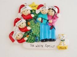 8 best family of 5 personalized ornaments images on