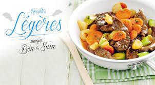 recette cuisine legere recettes légères menus minceur maggi