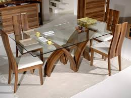 Designer Kitchen Tables Kitchen Glass Kitchen Tables And 6 Outstanding Dining Tables