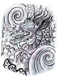 japanese dragon my doodles and sketches pinterest japanese