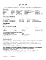 resume sle format pdf sle resume doctor sle physician exle and cover letter