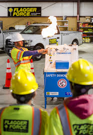 Flagging Companies In Oregon Sharing Safety Cultures Traffic Control Industry Flagger Force