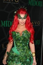 Green Ivy Halloween Costume 35 Poison Ivy Images Halloween Makeup Poison