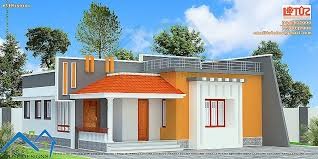 House Plan Unique Kerala Style Houses with Elevation and Plan