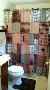 Country Bathroom Shower Curtains Country Bathroom Shower Curtains Farmhouse Curtains Country Shower