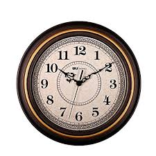 Best Wall Clock Most Popular Wall Clocks Vintage Battery On Amazon To Buy Review
