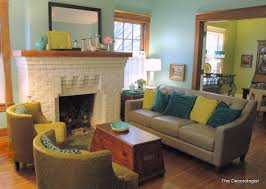 blue and green kitchen 287 best colors kitchen living room images on pinterest